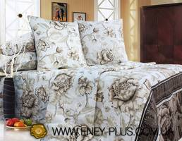 cotton bedding sets double Eney B0312