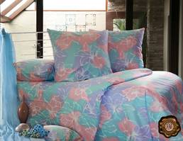 family (twin) bedding sets cotton Eney B0325
