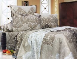 satin bed set Eney C0169