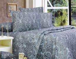 satin bed set Eney C0178