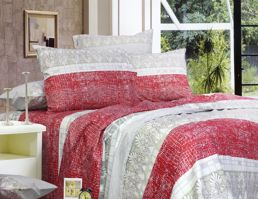 satin bed set Eney C0180