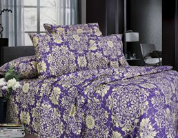 satin bed set Eney C0181