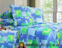 sky blue bedding sets Eney POP0008