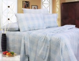sky blue bedding sets Eney R0126