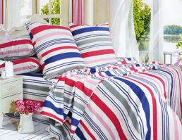 family (twin) bedding sets cotton Eney T0653