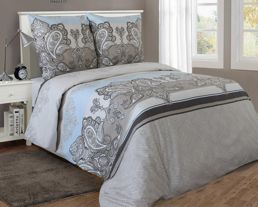 sky blue bedding sets Eney T0664