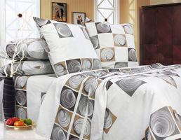 family (twin) bedding sets cotton Eney T0666