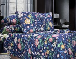 family (twin) bedding sets cotton Eney T0672
