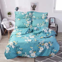 sky blue bedding sets Eney T0712