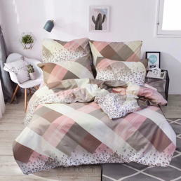 family (twin) bedding sets cotton Eney T0716